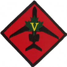 No. V (5) (AC) Squadron RAF Raytheon Sentinel Groundcrew Embroidered Patch